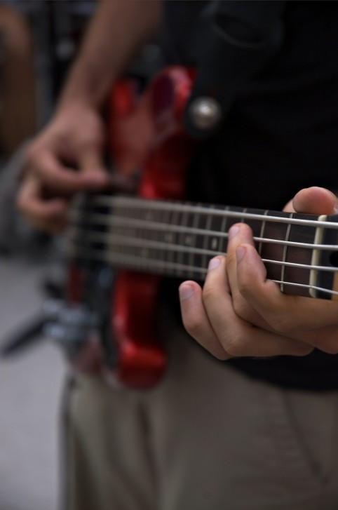 Schnupper-Gitarren-Unterricht in Düsseldorf