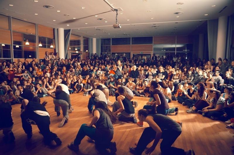 Streetdance-Kurs Wien