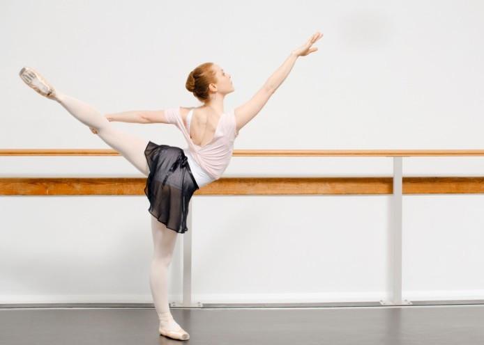Ballett in Dinkelsbühl – Schnupperunterricht