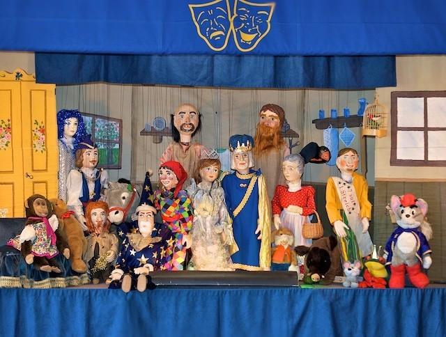 Die Rollende Kulisse - Marionetten-Theater Fürth