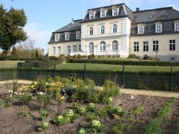 Doppelzimmer im Kutscherhaus - Schloss Gross Plasten