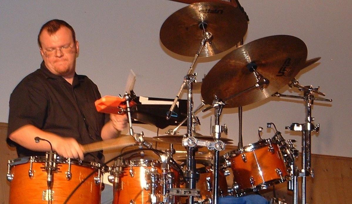 Schlagzeug-Unterricht im Chiemgau
