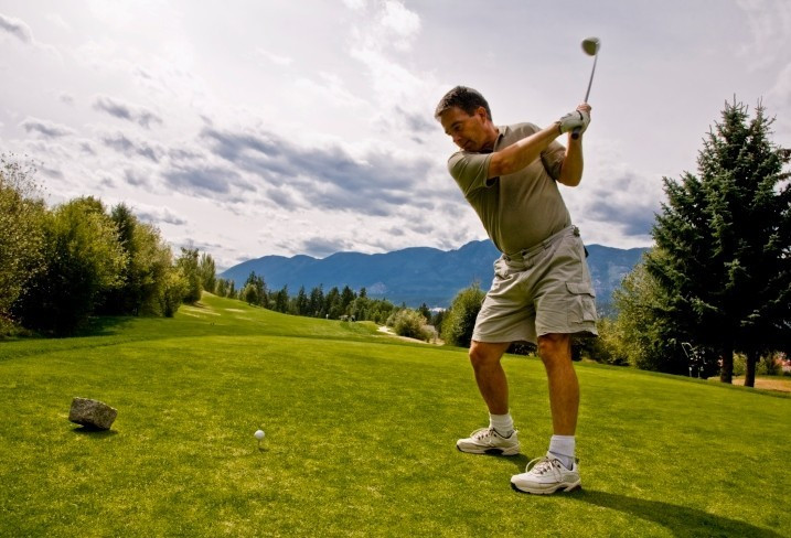 Golf-Stunde für 2 - Frankfurt