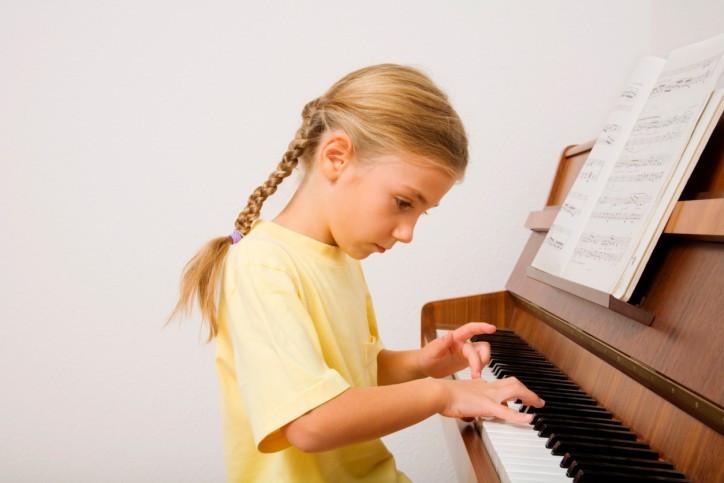 Musikunterricht und Gesangsunterricht