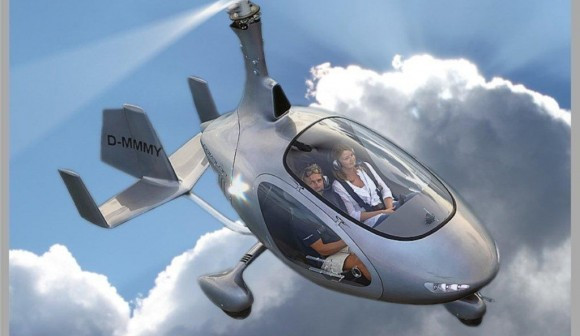 Gyrokopterrundflüge
