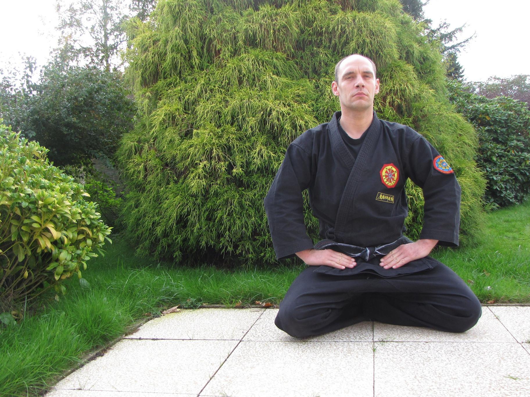 Japanische Kampfkunst in Bremen - Ninjutsu Training