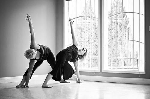 Yoga Berlin -  offene Yogastunden in Charlottenburg