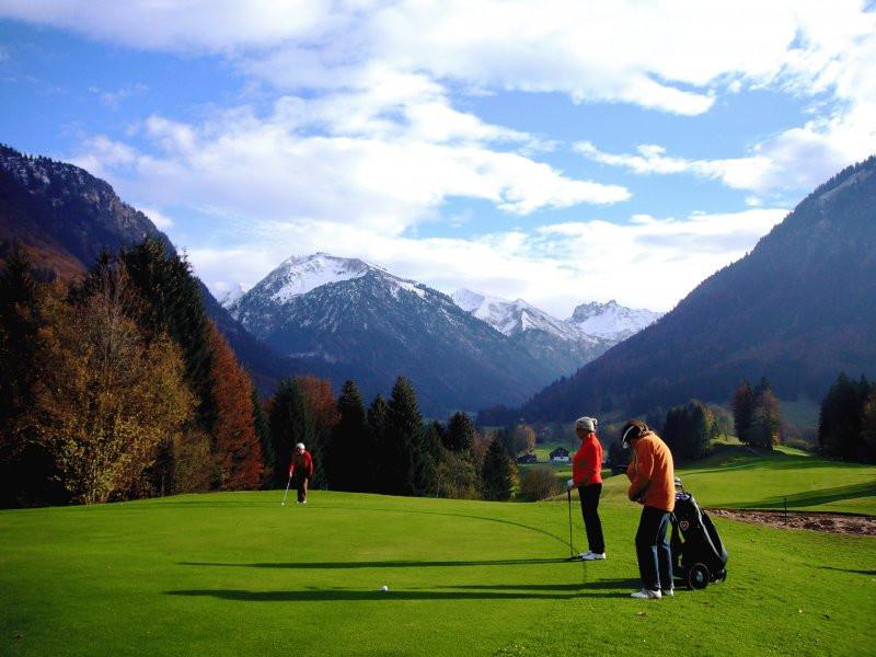 Golf lernen in Oberstdorf - Platzreifekurs
