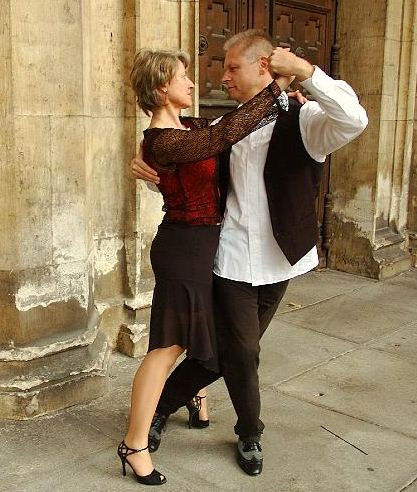 Tango lernen München - Anfänger