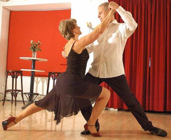 Tango lernen München - Mittelstufe