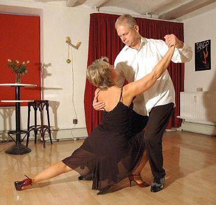 Tango lernen München - Fortgeschrittene