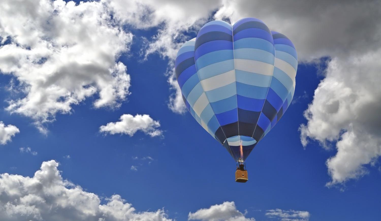Ballonfahrt in der Region Coburg