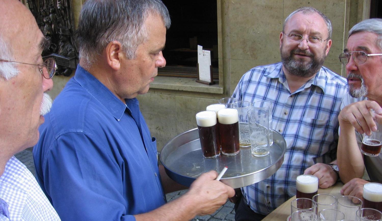 Brauerei-Tour in Düsseldorfer-Altstadt