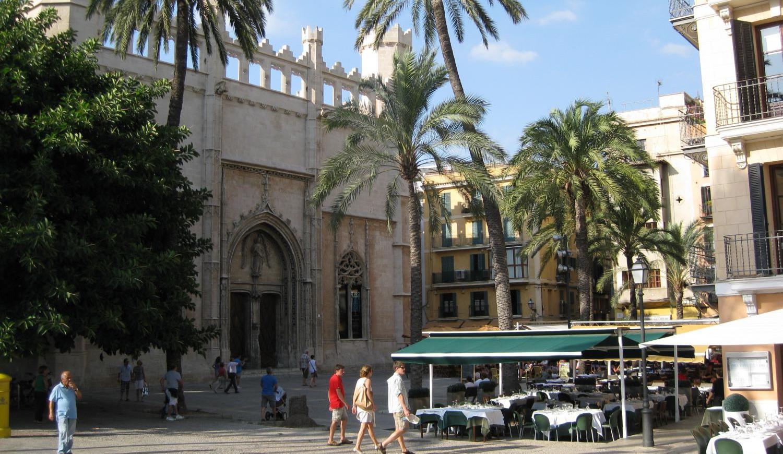 Stadtführung in Palma/Mallorca - Exklusiv (ab 2 Pers.)