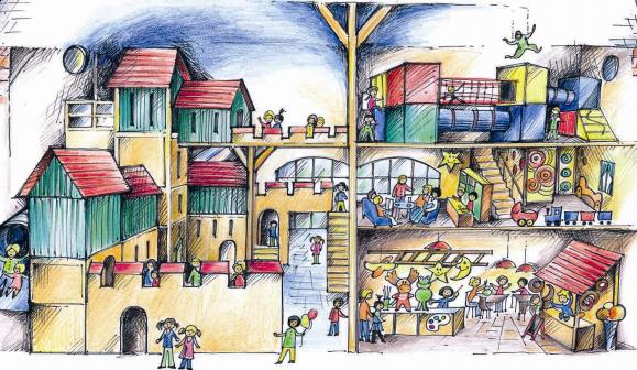 Stockhausen - Das lebendige Spielzeugland in Olbernhau