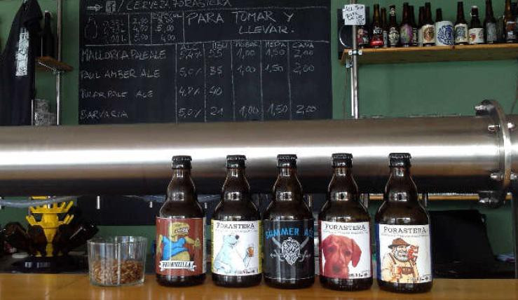 Brauerei-Besichtung mit Verkostung, Mallorca