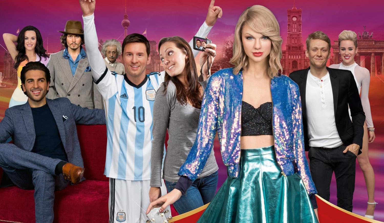 Madame Tussauds Berlin - Tagesticket Plus und VIP-Einlass