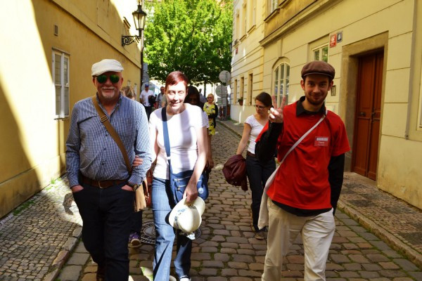 Prager All Inclusive-Tour