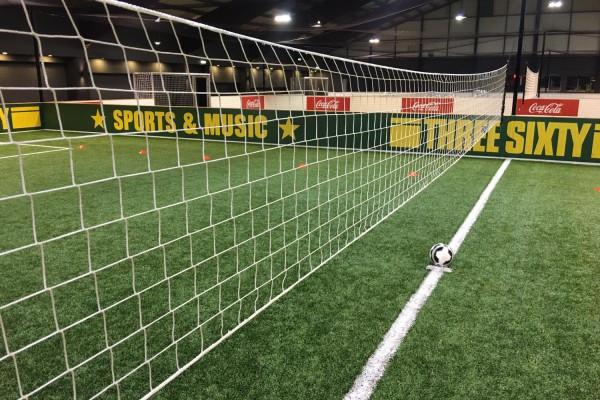 Fussballtennis in Bielefeld