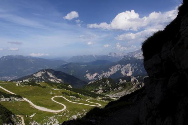Fotokurs in Garmisch: Alpspitze Genuss-Erlebnisweg