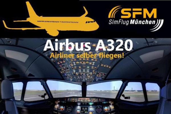 Flug Airbus - A320 120 Minuten