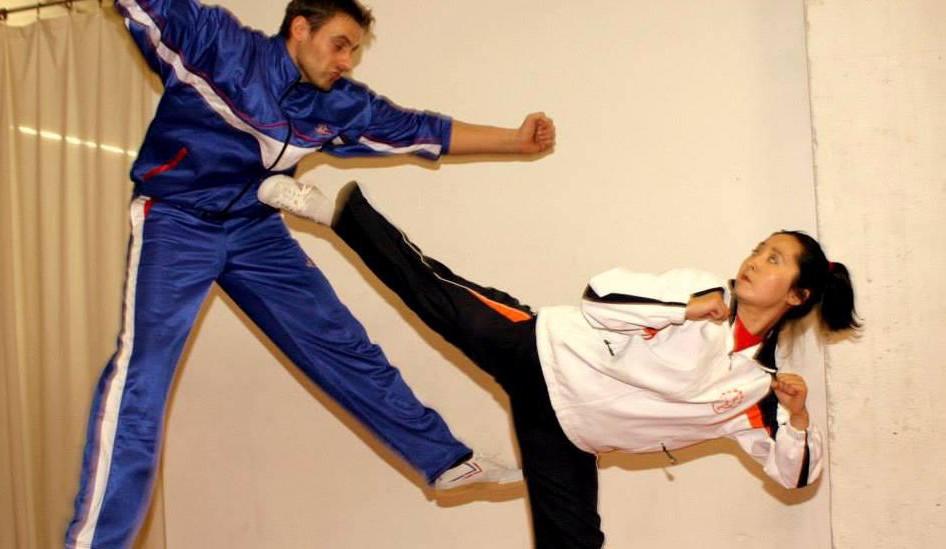 Kung Fu für Kinder und Erwachsene in Heidelberg