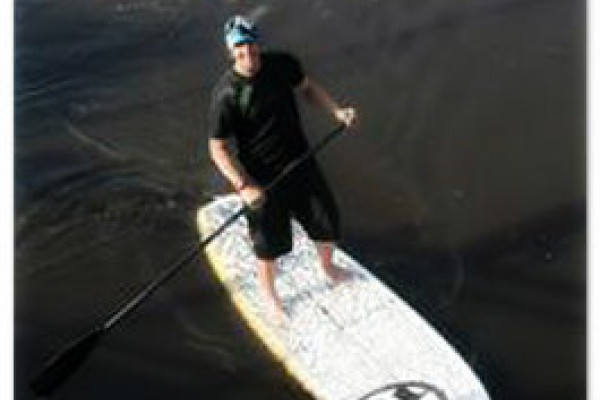 Stand Up Paddling Norddeich