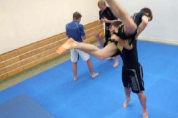 Kampfsport Probemonat
