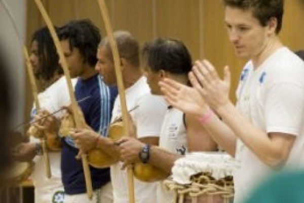Capoeira Fulda Training