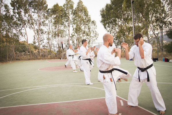 Karate Berlin_Training