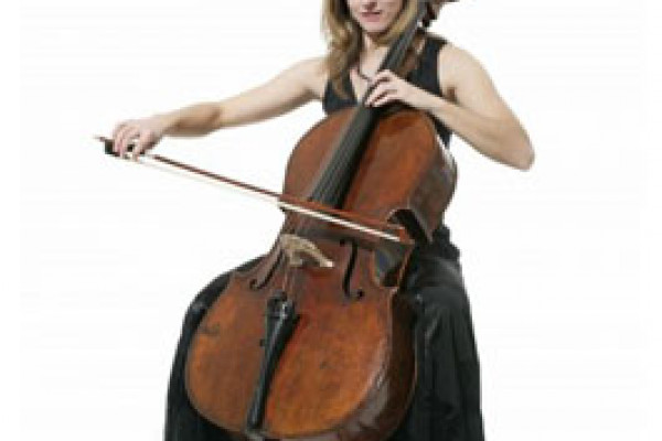 Cellospielerin