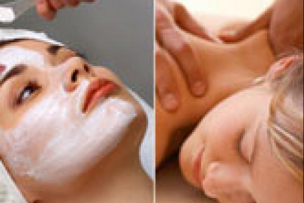 Wohlfühl - Lounge, Gesichtsbehandlung & Massage
