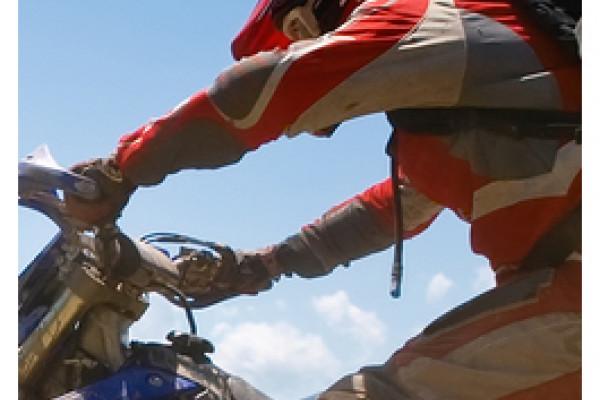 Motocrossfahrer