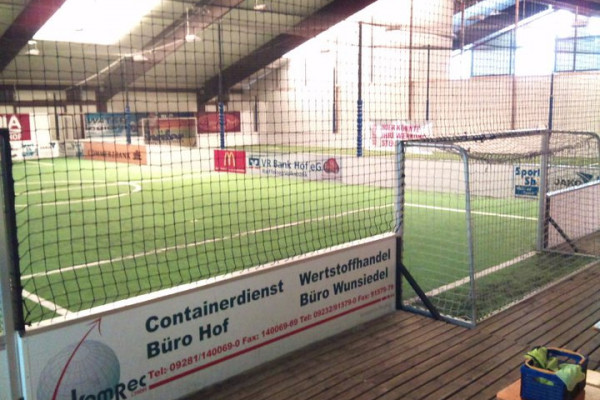 Indoor-Soccer Plätze