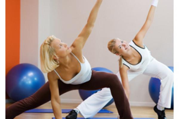 Ganzkörpertraining Pilates