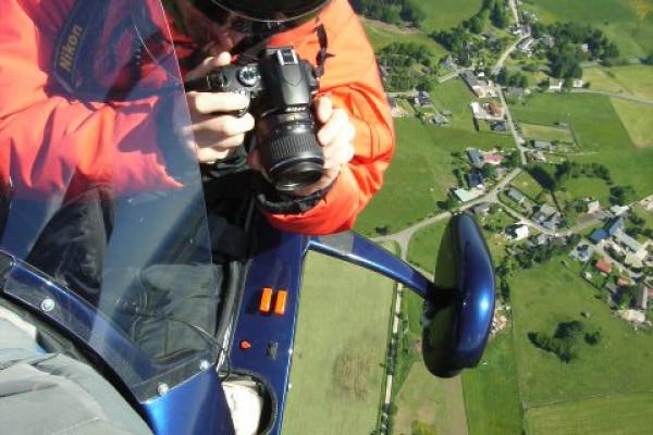 Gyrocopterflug in der Eifel_Rundflug