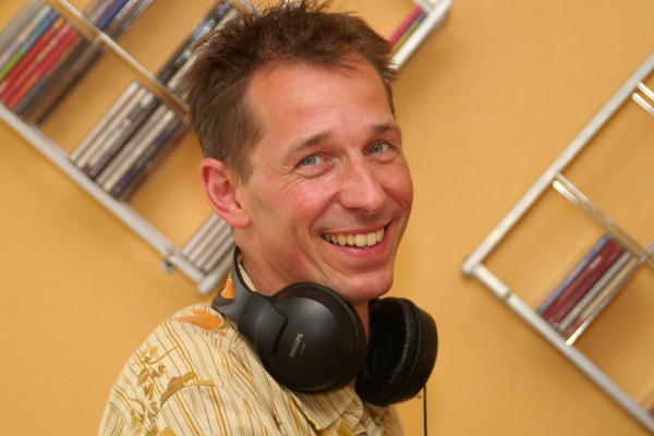 Tanzlehrer Markus Ritter