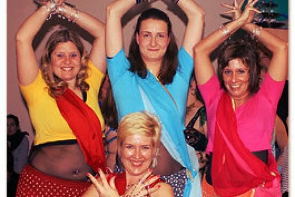Orientalischer Tanz in Stuttgart - Tanzstudio