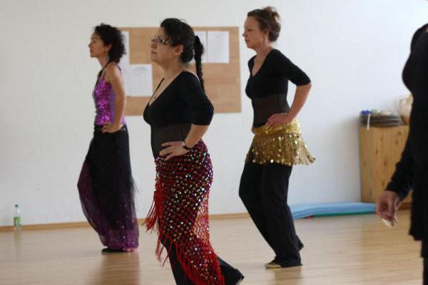 Orientalischer Tanz - Schnupperstunden Ulm