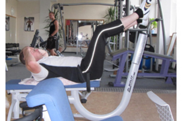 Fitnessstudio Chemnitz