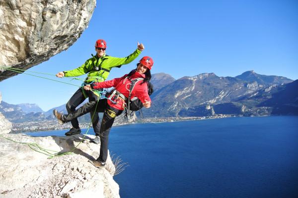 Via dei Balconi sul Garda Lago di Garda Trentino #lolgarda