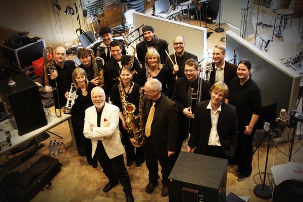 Joe's Bigband - Konzert im Schlosshof Caputh