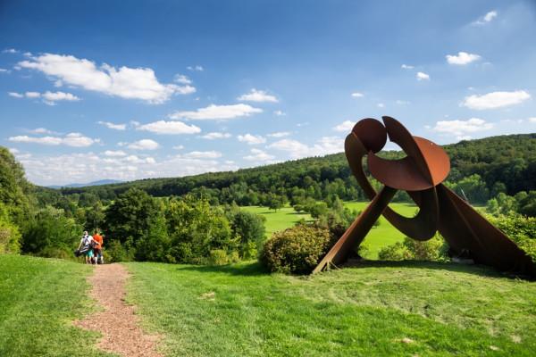 Skulpturenweg, Foto: Stadt Salzgitter/André Kugellis