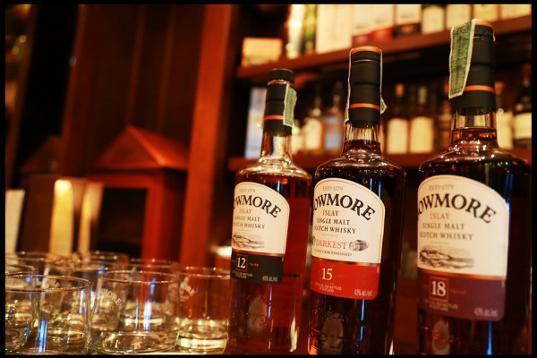 Bowmore Whisky Tasting in Idstein