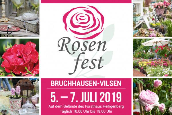 Rosenfest auf dem Heiligenberg