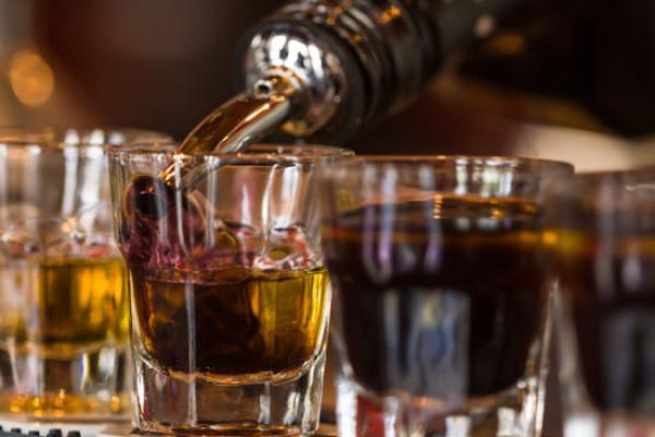Gutschein für ein Whisky Tasting für 1 Person