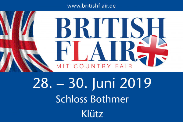 British Flair Schloss Bothmer