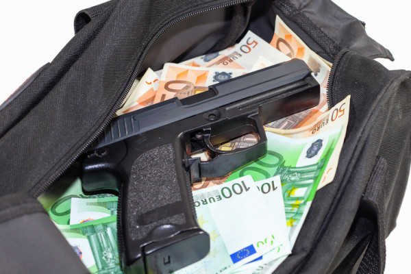 Krimi Banküberfall
