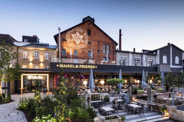 Maisel's Bier-Erlebnis-Welt in Bayreuth