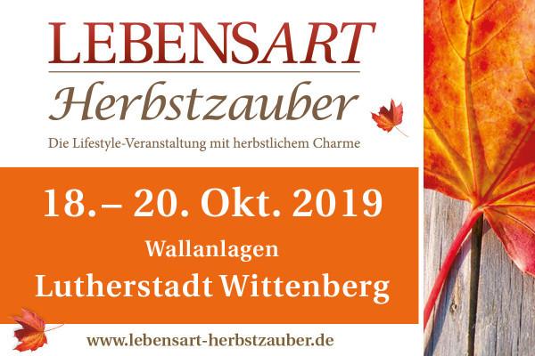 LebensArt Herbstzauber Lutherstadt Wittenberg